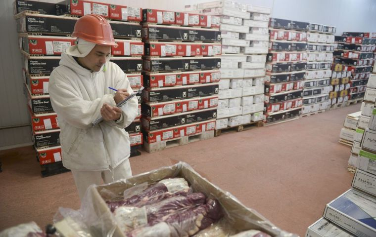 Up to 78 Brazilian meat processing plants could be added to the list of those permitted to export to China, according to a person familiar with the matter