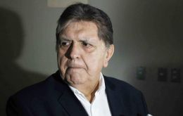 Alan García, twice president, 1985/1990 and 2006/2011 - shot himself in the head when he was to be arrested for his alleged links to the Odebrecht corruption case