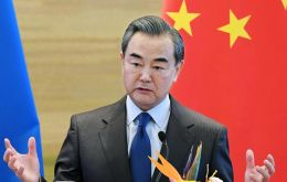 The strong showing is a testament to the project's standing despite its multiple criticisms, said Chinese Foreign Minister Wang Yi on Friday.