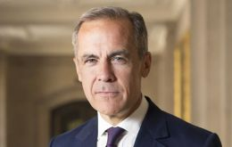 Bank of England Carney and his French counterpart Villeroy de Galhau argue that climate change is already having an impact on the planet