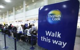 Thomas Cook is the world's oldest tour operator and was founded in Market Harborough in 1841 by businessman Thomas Cook