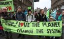 Extinction Rebellion took over the heart of London in a bid to focus global attention on rising temperatures and sea levels caused by greenhouse gas emissions.