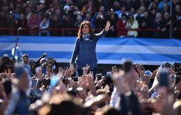 Sincerely, Cristina Fernandez opens her heart and mind...not completely