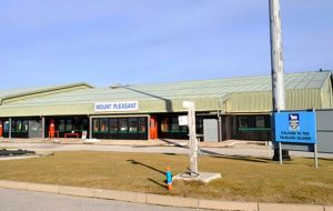 As to improvements to the terminal at Mount Pleasant Airport, MLA Elsby said discussions are progressing