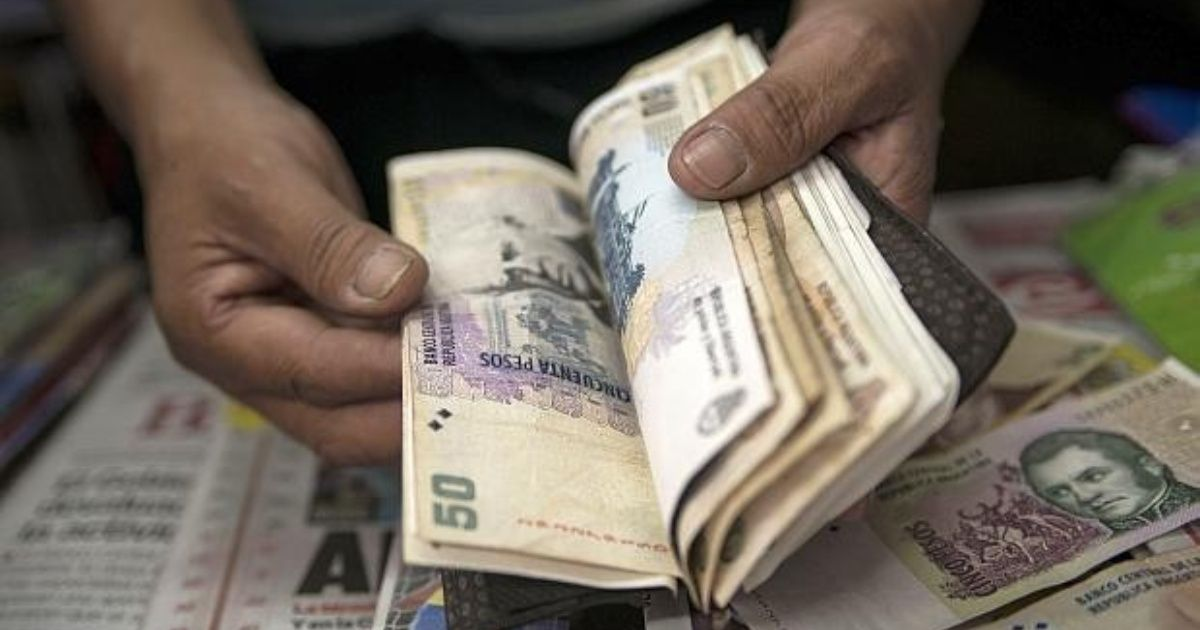 Argentine Peso Gains Strength As Imf Agrees To More Central