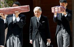 "Emperor Akihito will abdicate in favor of 59-year-old Crown Prince Naruhito, and also kicking off the new imperial ""Reiwa"" era - meaning ""beautiful harmony""."
