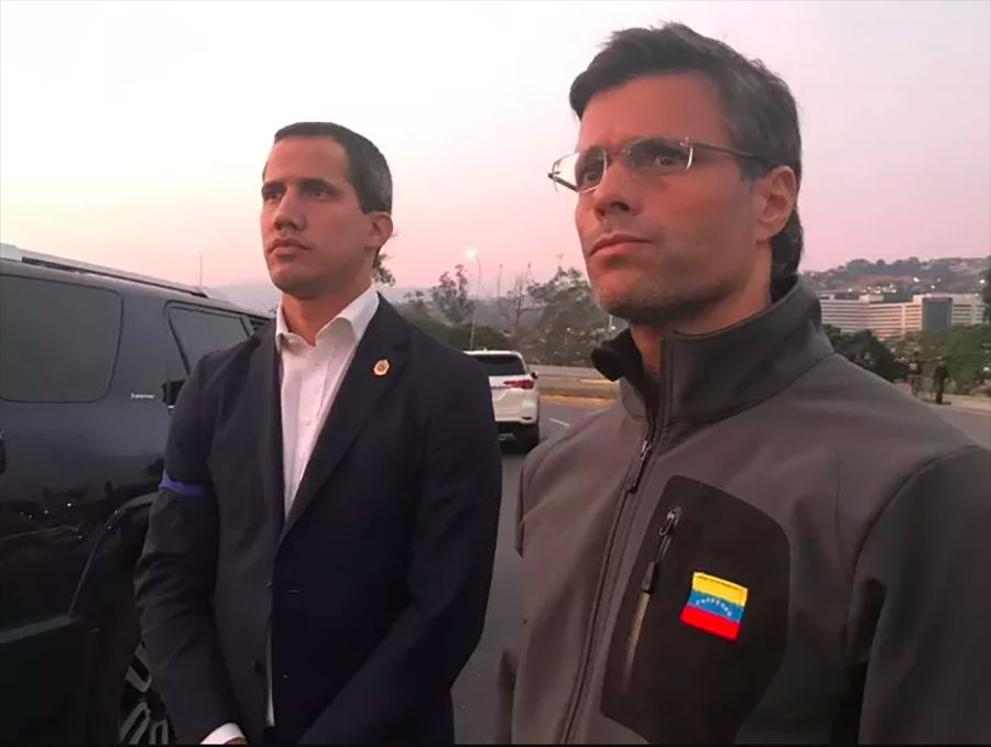 Guaido's failed coup may only have finished his hopes of toppling Maduro