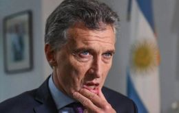 Macri's popularity has fallen in recent months, a disappointing sign for the president just six months out from elections in which he hopes to win a second term