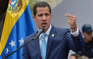 Opposition leader Juan Guaidó tried on Wednesday to spark a military rebellion and force Maduro from office