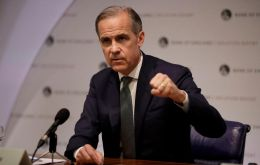 If there is a resolution to the Brexit impasse, and inflation and growth continue to pick-up, then more increases are likely, governor Carney said.