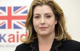 MP for Portsmouth North, Ms Mordaunt is an exhead of the Conservative Party's youth wing and was a press officer for William Hague when he was party leader
