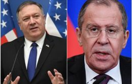 The tensions in Venezuela will mark the meeting that the Russian Foreign Minister, Lavrov, and Pompeo, will hold next week in Finland