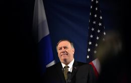 US Secretary of State Pompeo addressed the forum in north Finland, with a speech welcoming the melting of Arctic sea ice, rather than expressing alarm about it