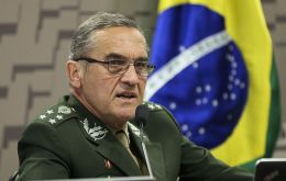 Retired General Villas Bôas is now an adviser to General Augusto Heleno in the Brazilian Army Institutional Security Office