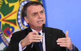 Talks between the two blocs have dragged on for over two decades and Brazilian President Bolsonaro said that France's resistance to farm goods caused an impasse