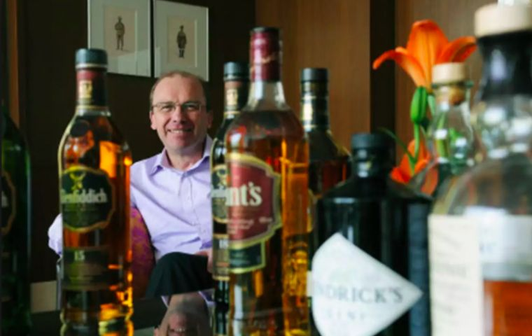 Rising profits for William Grant & Sons group, which produces whisky including Grant's, Glenfiddich and The Balvenie as well as Hendrick's gin, has seen huge returns for the founder's great-great-gran