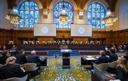 In a referendum held last week, 55.4% of voters opted to send the matter to the International Court of Justice (ICJ) in The Hague