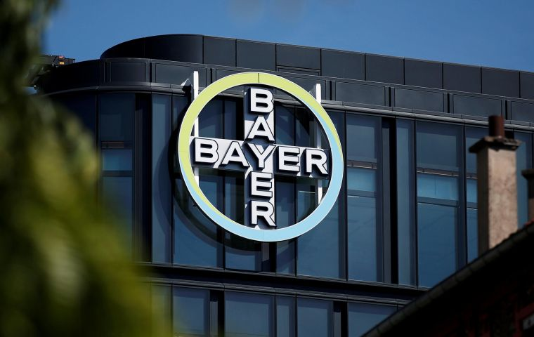 Bayer said it would appeal the verdict, which it argues was at odds with a recent US Environmental Protection Agency review of glyphosate-based weed killers