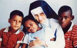 Born in 1914, she was known to Brazilian Catholics as Sister Dulce, the mother of the poor