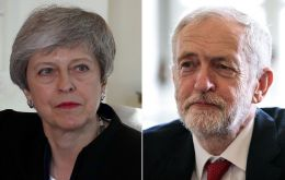 The statement came after talks between May and opposition Labour leader Jeremy Corbyn on a possible compromise that would end a parliament deadlock on Brexit