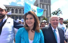 Ms. Zury Ríos was one of the frontrunners ahead of elections on 16 June. The court argued that the constitution bars close relatives of coup leaders