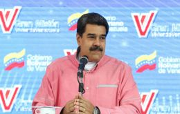 President Maduro and the Bolivarian Revolution are grateful to Norway and their support for dialogue for peace and sovereignty, foreign Minister Arreaza tweeted