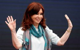 """Political offices were never my main concern,"" CFK explained as she chose to run for the vicepresidency."