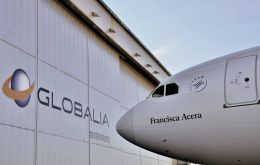 Globalia owns the Air Europa carrier and companies in the tourism sector, including hotel operators and travel services such as Travelplan and Groundforce.