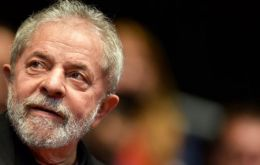 Lula, 73, a widower for the past two years, has been sentenced to more than two decades behind bars in two separate corruption cases