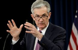 With corporate debts reaching historic highs relative to the size of the economy, public comment has run to both extremes said the Fed chief Powell