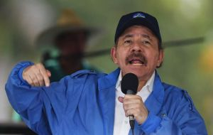"The Ortega government responded by publishing a ""work plan"" in which it promised to release ""no later than June 18"" hundreds of prisoners"