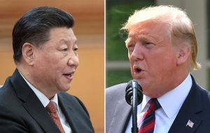 The timeline means the next levies could be ready for the time when Trump is expected to meet President Xi Jinping at a G20 summit in Japan June 28/29