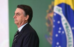 Control of COAF, which tracks suspicious funds through the financial system, became a hot-button issue and threatened to derail Bolsonaro's decree