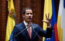 "The main issue in Oslo is the question of staging ""free and fair"" elections as demanded by Guaido, who leads the elected National Assembly"