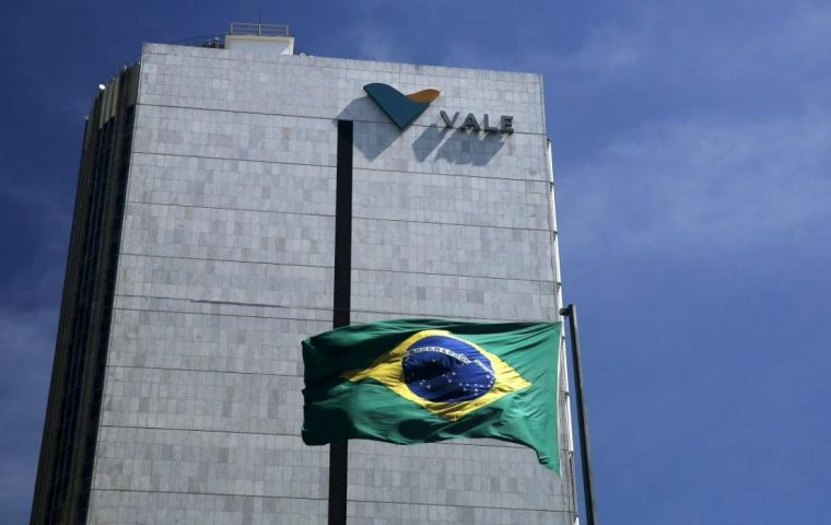 Iron ore giant Vale has been forced to close mines in Brazil, representing about 90 million tons of annual product, after a tailing dam disaster in January