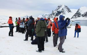 IAATO has long taken a proactive role in managing its activities so that visitors have no more than a minor or transitory impact on the Antarctic environment