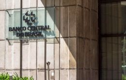 """The central bank of Brazil does not have any plans or studies in progress for a monetary union with Argentina,"" it said in a statement"