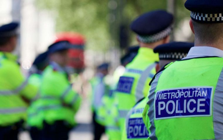 Scotland Yard said late on Saturday that the suspects aged 15 to 18 will have to report back to police in early July.