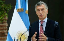 President Macri and his reelection bid face an intense battle but her main rival's record in mismanagement could eventually help him