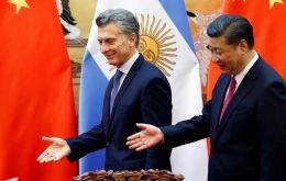 In Argentina, China is set to build a nuclear facility after signing an agreement with President Mauricio Macri. The deal includes a US$ 19bn loan from China.