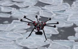 Drone flights come with risks, from lower temperatures making battery life difficult to gauge, to how these devices may be inadvertently affecting wildlife behavior.