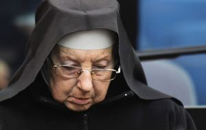 An 80-year-old Catholic nun, Sister Celia Ines Aparicio, who was charged with complicity in the case, was acquitted.
