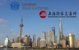 Firms will sell shares through dual listings on the Shanghai and London Stock Exchanges