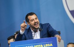 When EU institutions are fragile and changing significantly, Italy wants to be the first, most solid, valid, credible and coherent partner for the US, Salvini said