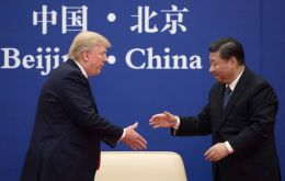Trump said he and his Chinese counterpart had agreed to start preparations during a phone call.