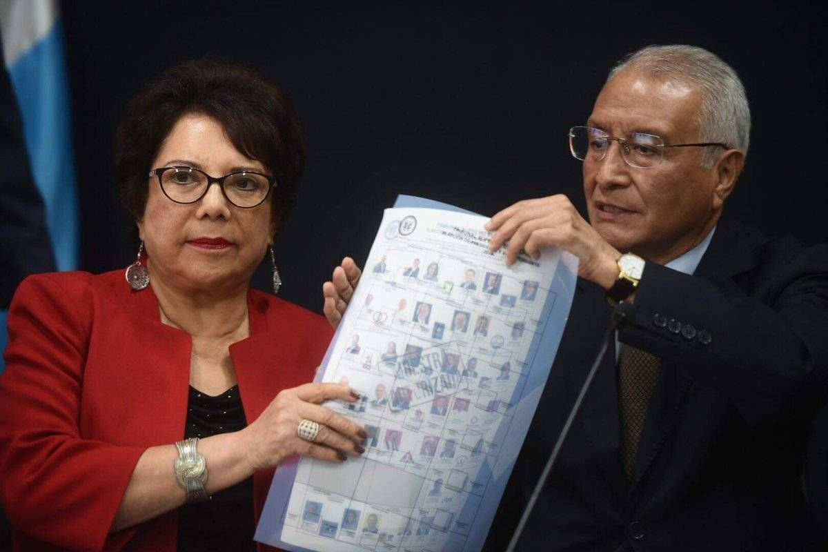 Total vote recount ordered in Guatemala's Sunday ...