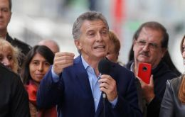 President Macri is seeking reelection with Miguel Angel Pichetto, a respected moderate candidate who was head of the Peronist opposition block in the Senate