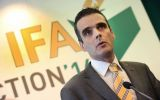 "IFA president Joe Healy said: ""We will oppose EU Commission plans to sell out Irish farming in a deal with the devil that is Brazil and its President Bolsonaro"""