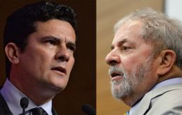 The habeas corpus request is based on a complaint that Sergio Moro, the judge who convicted Lula, was under suspicion and acted with bias against Lula