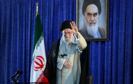 Iran denies seeking nuclear weapons and refers to a religious decree issued in the early 2000s by Khamenei that bans the development or use of nuclear weapons.